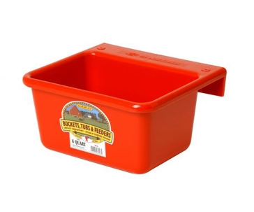Little Giant 6 Quart Plastic Mini Feeder MF6