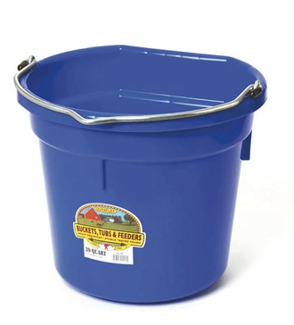 Little Giant 20 Qt. Blue Bucket P20FB