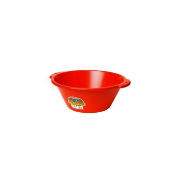 Little Giant 18 Quart Plastic Feed Pan FP18RED