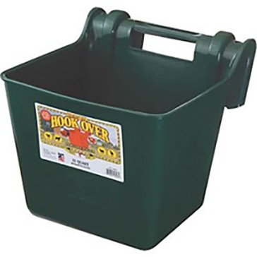 Little Giant 15 qt Fence Feeder HF15 Green