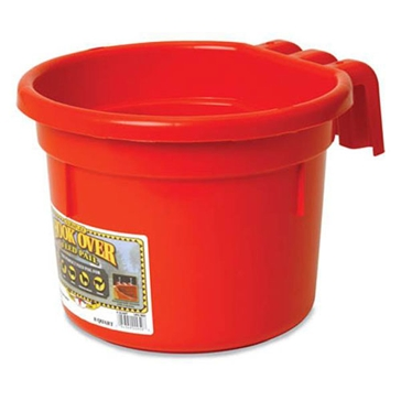 Little Giant 8 qt Fence Feeder CPH Red