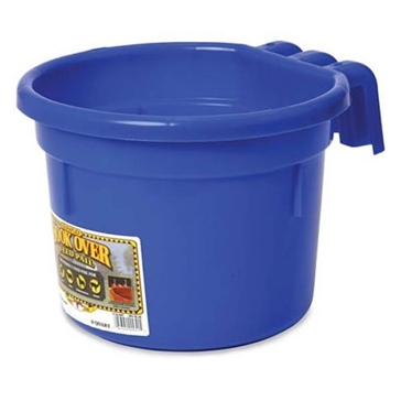 Little Giant 8 qt Fence Feeder CPH Blue