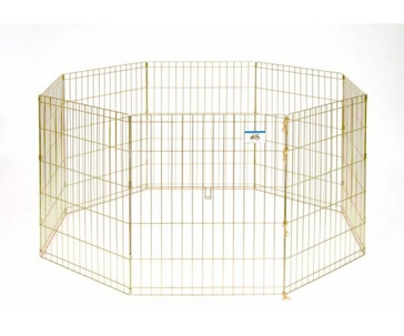 Pet Lodge 30-Inch Metal Pet Exercise Pen