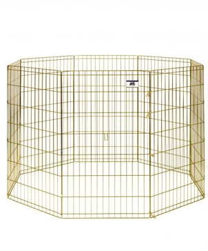 Pet Lodge 42-Inch Metal Pet Exercise Pen