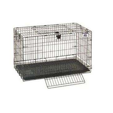 "Pet Lodge 31""x17""x20"" Medium Wire Pop-up Rabbit Cage"