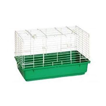 "Pet Lodge 24.5""x14""x16.5"" Small Plastic Bottom Rabbit Home"