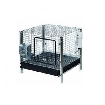 """Pet Lodge Rabbit Hutch Kit 24"""" x 24"""" x 16"""" RHCK1"""