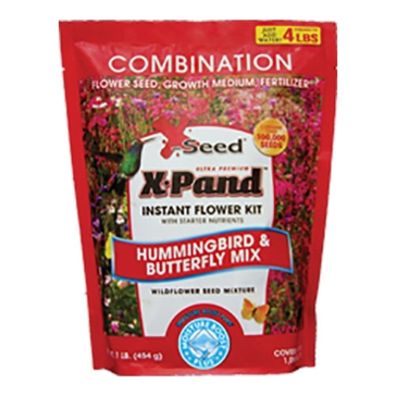 X-Seed X-Pand Ultra Hummingbird & Butteryfly Mix 4lb