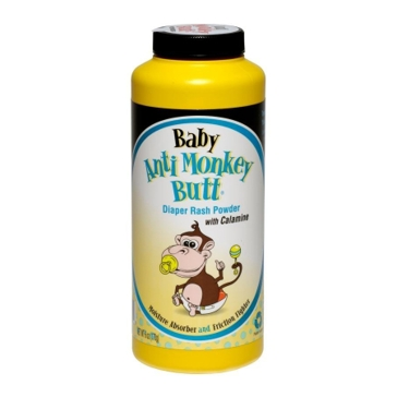 Anti Monkey Butt Baby 6oz Powder Bottle
