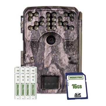 Moultrie A-900i Trail Camera Bundle