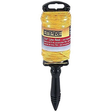 Empire Level Twisted Line Reel Gold 250-Feet