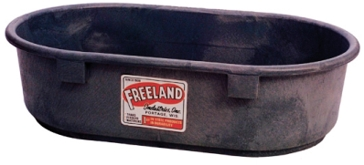 Freeland Industries Poly 60 Gallon Stock Tank FP60