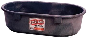 Freeland Industries Poly 60 Gallon Stock Tank FP60