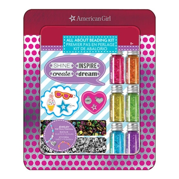 American Girl All About Beading Kit