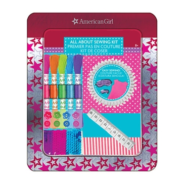 American Girl All About Sewing Kit