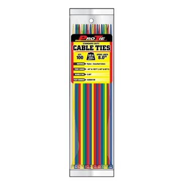 Pro Tie Nylon 50lb Standard Duty Cable Ties