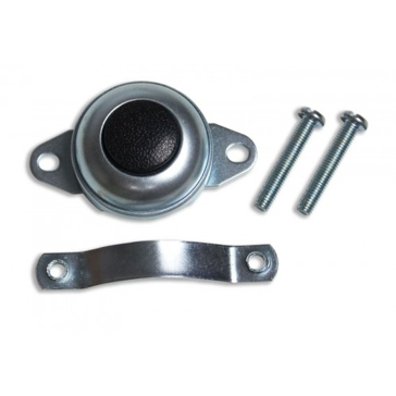 Uriah Black Push Horn Button UA401930