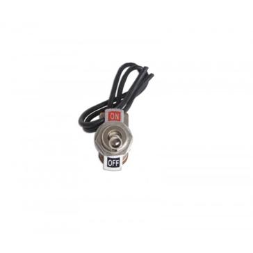 Uriah 12V DC 10AMP Toggle Switch w/ Leads UA417200