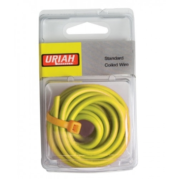 Uriah Yellow 14AWG Primary Stranded Wire 20' UA501440