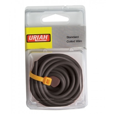 Uriah Black 16AWG Primary Stranded Wire 30' UA501670