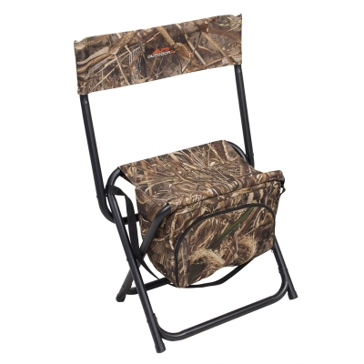 Alps Outdoorz Deluxe Dual Action Camo Chair 8402551