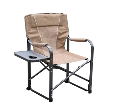 Discover Home Directors Chair - Brown