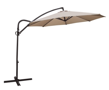Discover Home 10ft Offset Umbrella
