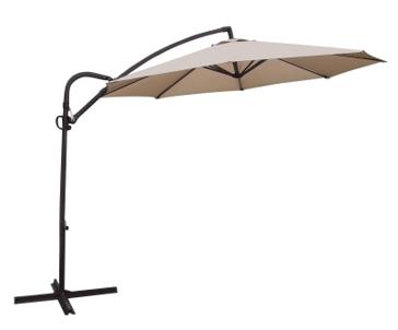 Discover Home 10ft Offset Umbrella