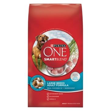 Purina One Smartblend Large Breed Adult Formula Premium Dry Dog Food 31.1lb