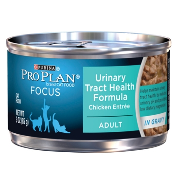 Purina Pro Plan Focus Adult Urinary Tract Health Formula Wet Cat Food 3oz