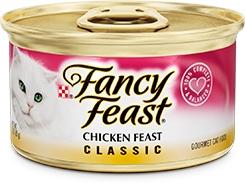 Fancy Feast Classic Classic Chicken Feast 3oz.