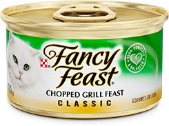 Fancy Feast Classic Chopped Grill Feast 3oz.