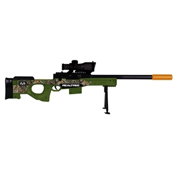 NKOK Realtree Bolt-Action Rifle