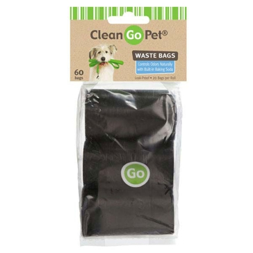 Clean Go Pet Replacement Waste Bags 60-Bags
