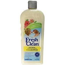 Fresh-n-Clean Oatmeal & Baking Soda Shampoo - Tropical Fresh Scent