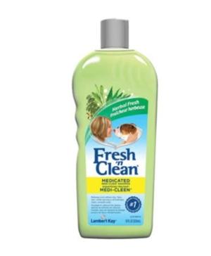 Fresh 'n Clean® Medicated Medi-Cleen® Shampoo - Fragrance Free 18 OZ