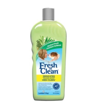 Fresh 'n Clean® Medicated Medi-Cleen® Shampoo - Fragrance Free 18 OZ