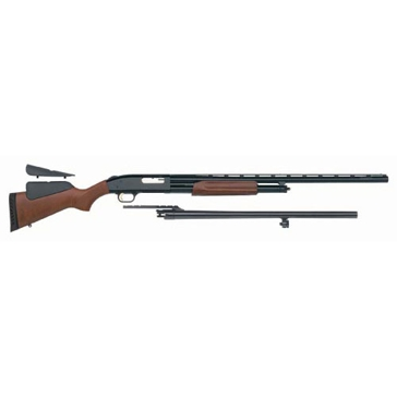 "Mossberg 500 12ga 28"" Combo Shotgun"