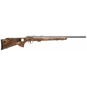 """Savage Arms 93R17 BTVSS .17HMR 21"""" Thumbhole Bolt Action Rifle"""