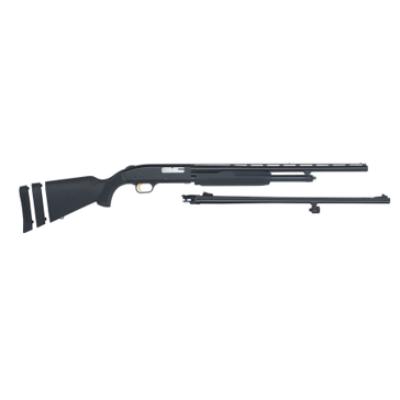 "Mossberg 500 Super Bantam 20ga 22"" Two Barrel Set Combo Shotgun"