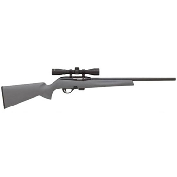 "Remington 597 22LR 20"" Semi-Auto Rifle With Scope"