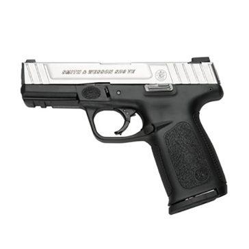 """Smith & Wesson S&W SD9 VE 9mm 4"""" Handgun"""