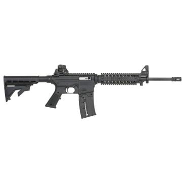 "Mossberg International 715T .22LR 16.25"" Flat Top Autoloading Rifle"