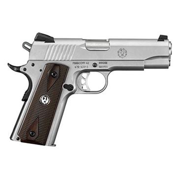 """Ruger SR1911 .45 Auto 4.25"""" Centerfire Handgun"""