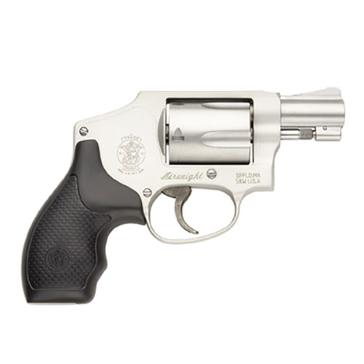 "Smith & Wesson 642 .38SW Special +P 1.875"" Matte Silver J-Frame Handgun"