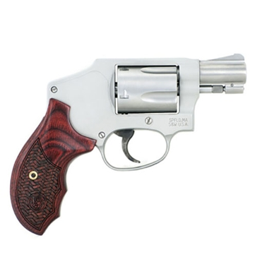 "Smith & Wesson 642 Enhanced .38SW Special +P 1.875"" Action Handgun"