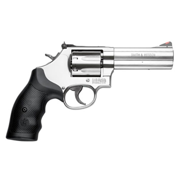 """Smith & Wesson 686 .38SW Special +P 4"""" Stainless Steel L-Frame Handgun"""