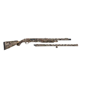 "Mossberg 535 ATS 12ga 22""/28"" Turkey/Waterfowl Combo Shotgun"