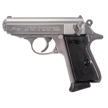 Walther PPK/S .380ACP Compact Stainless Steel Pistol