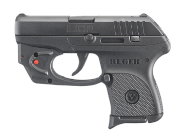 Ruger LCP .380ACP Semi Auto Pistol with Viridian Laser